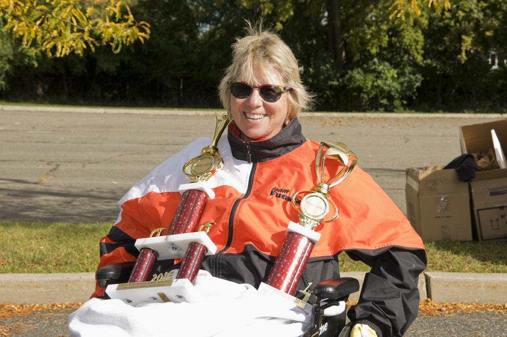Winner Female Handcycle 2934